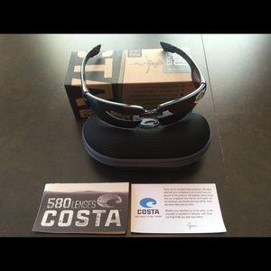 "Costa Del Mar ""Rockport"" 580P Sunglasses"